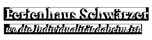 Ferienhaus Schwärzer im Fichtelgebirge